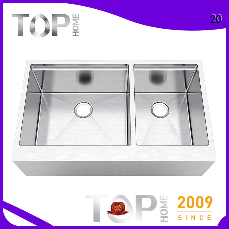 superior stainless steel apron sink modern supplier for countertop