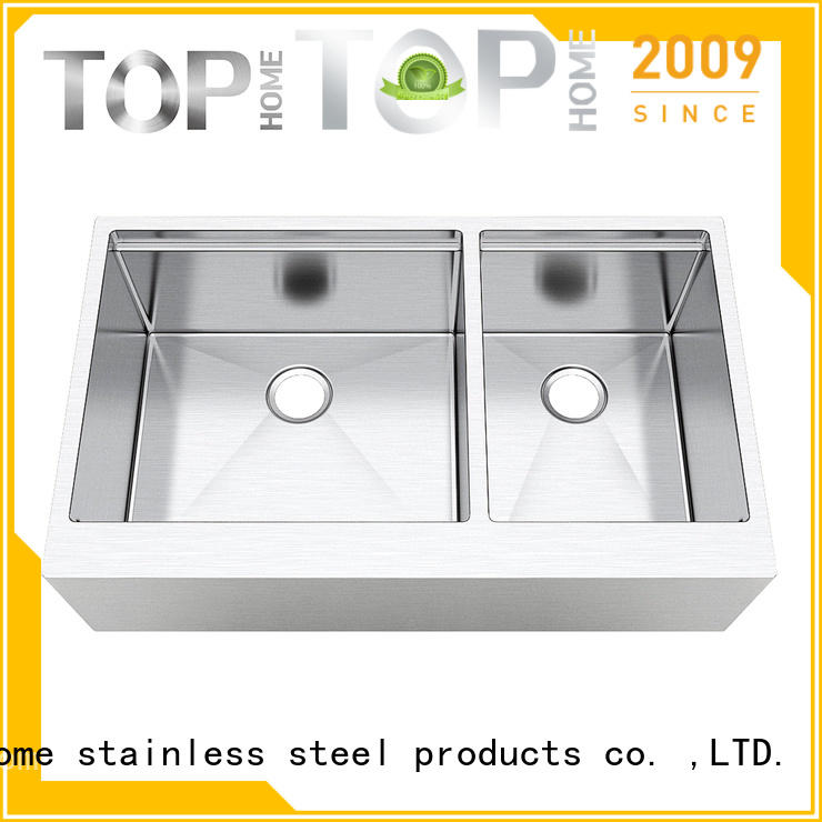 Top Home skilled kitchen apron sink supplier for outdoor