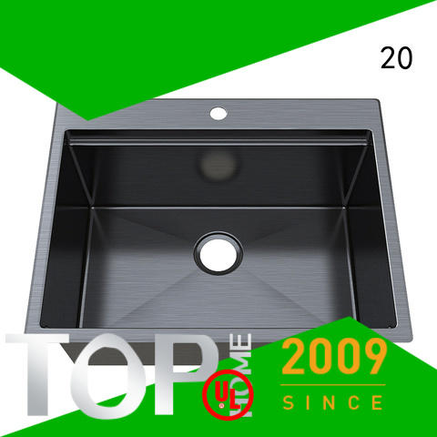 apron kitchen sink design gold factory price for apartment