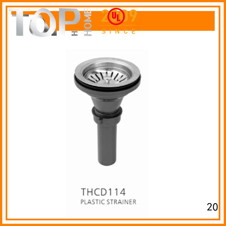 removable kitchen sink strainer stainless easy installation kitchen
