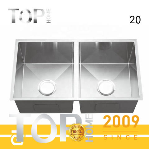 Top Home easy to clean kitchen sink styles inside outdoor countertop
