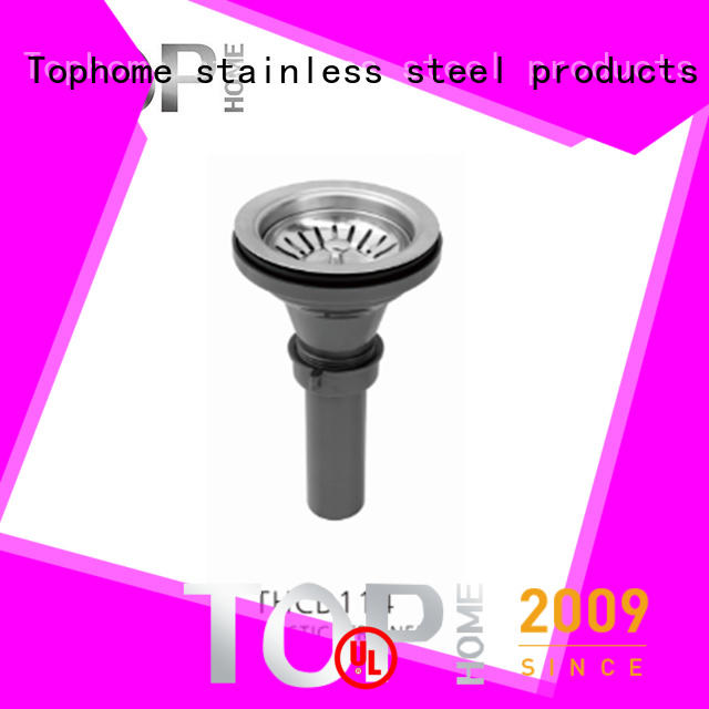 Top Home 304 sink strainer basket to all kitchen sink kitchen