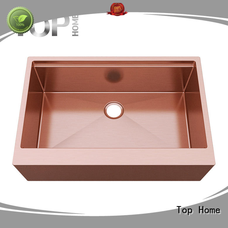 Top Home modern modern kitchen sinks stainless steel balckrose for farm