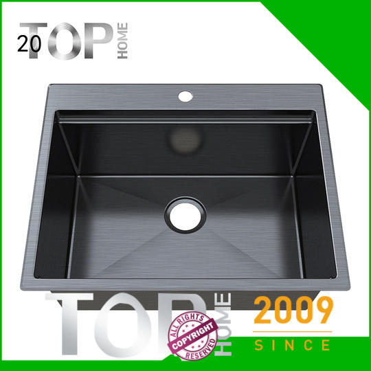 Top Home installation stainless kitchen sinks factory price for farmhouse
