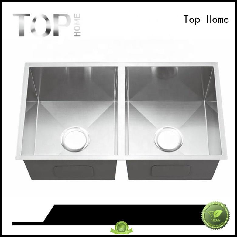 inside stainless steel under mount sink bowls kitchen Top Home