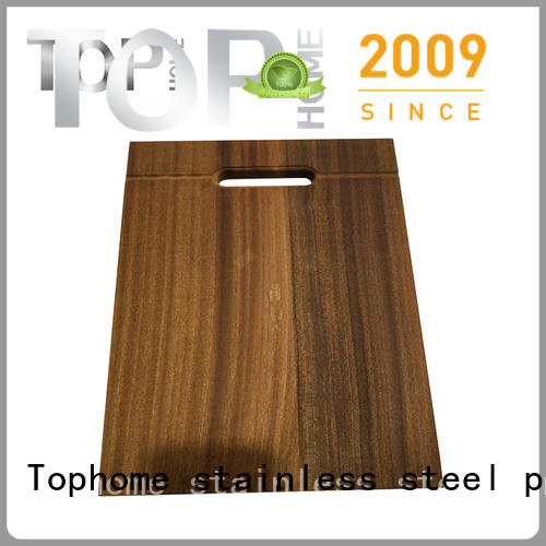 Top Home Handcrafted over the sink cutting board Different Size for restaurant