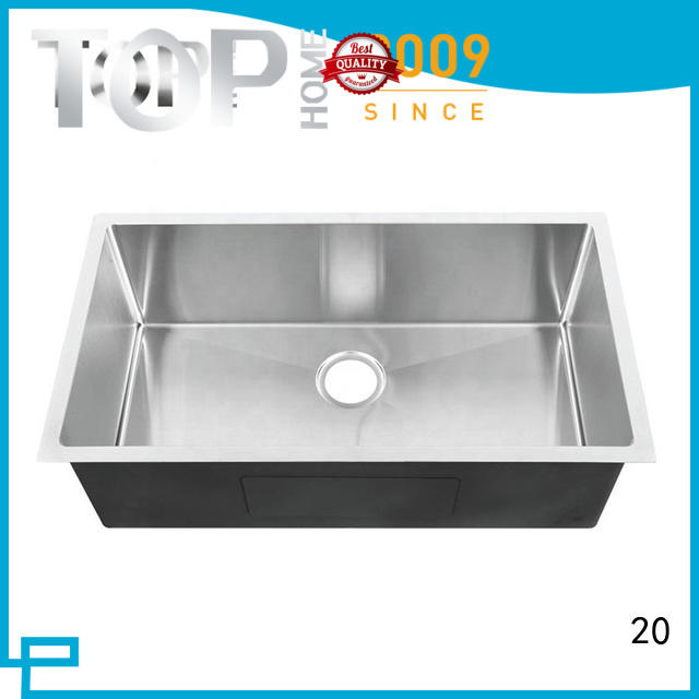 Top Home sinks stainless steel under mount sink convenience kitchen