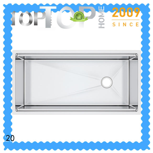 finish 36 inch kitchen sink manufacturer for restaurant Top Home
