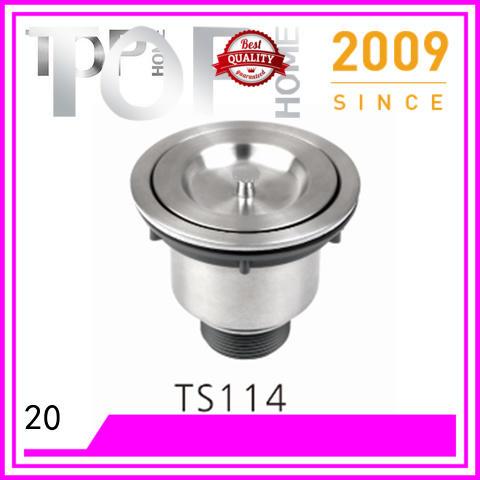 Top Home lid sink drain strainer easy installation kitchen