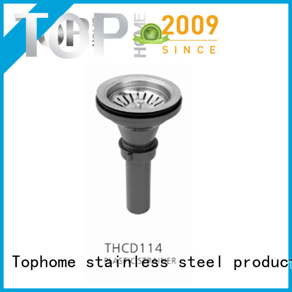 Top Home assembly sink drain strainer to all kitchen sink accessories