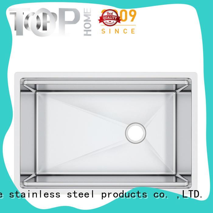 handmade stainless steel undermount sink certification online for kitchen