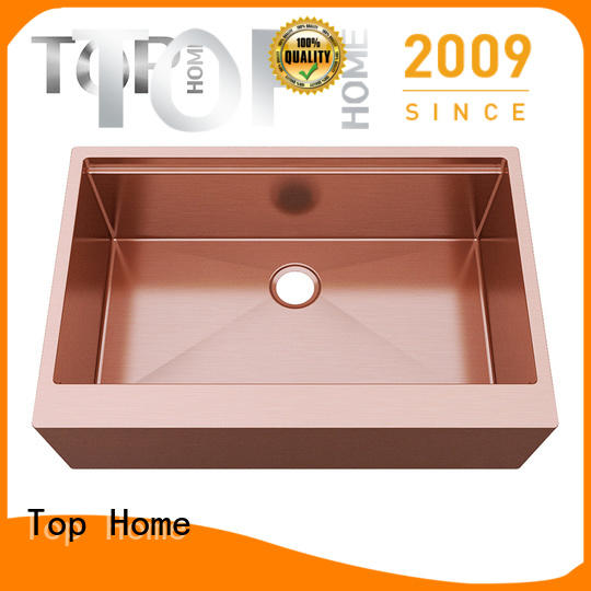 Top Home goldstainless stainless steel bathroom sink for farmhouse