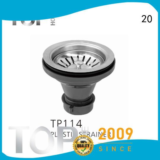 Top Home convenient kitchen sink basket strainer to all kitchen sink accessories