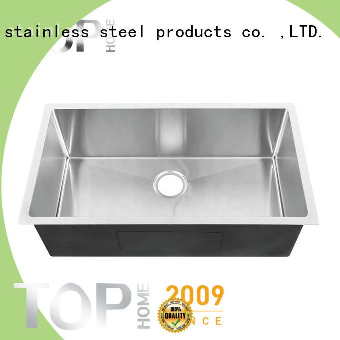 Top Home industrial home depot undermount sink easy installation kitchen