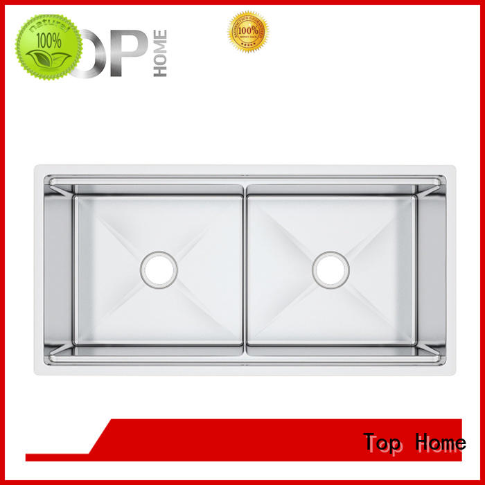 Top Home handmade 36 inch kitchen sink ldr3219c for cooking